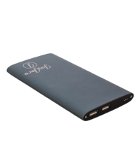 JayJero J2  'Shake to turn on' high capacity big slim Power Bank . 18000maH Grey 18000