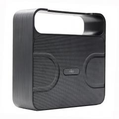 NBY powerful 10w bluetooth speaker boombox wireless portable bass loud black 10w 360