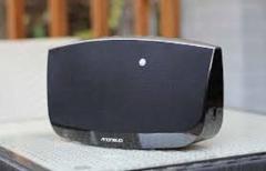 Anonsuo - Most Powerful big Bluetooth Speaker / Complete Home Theater hifi heavy bass black 66w Seashell