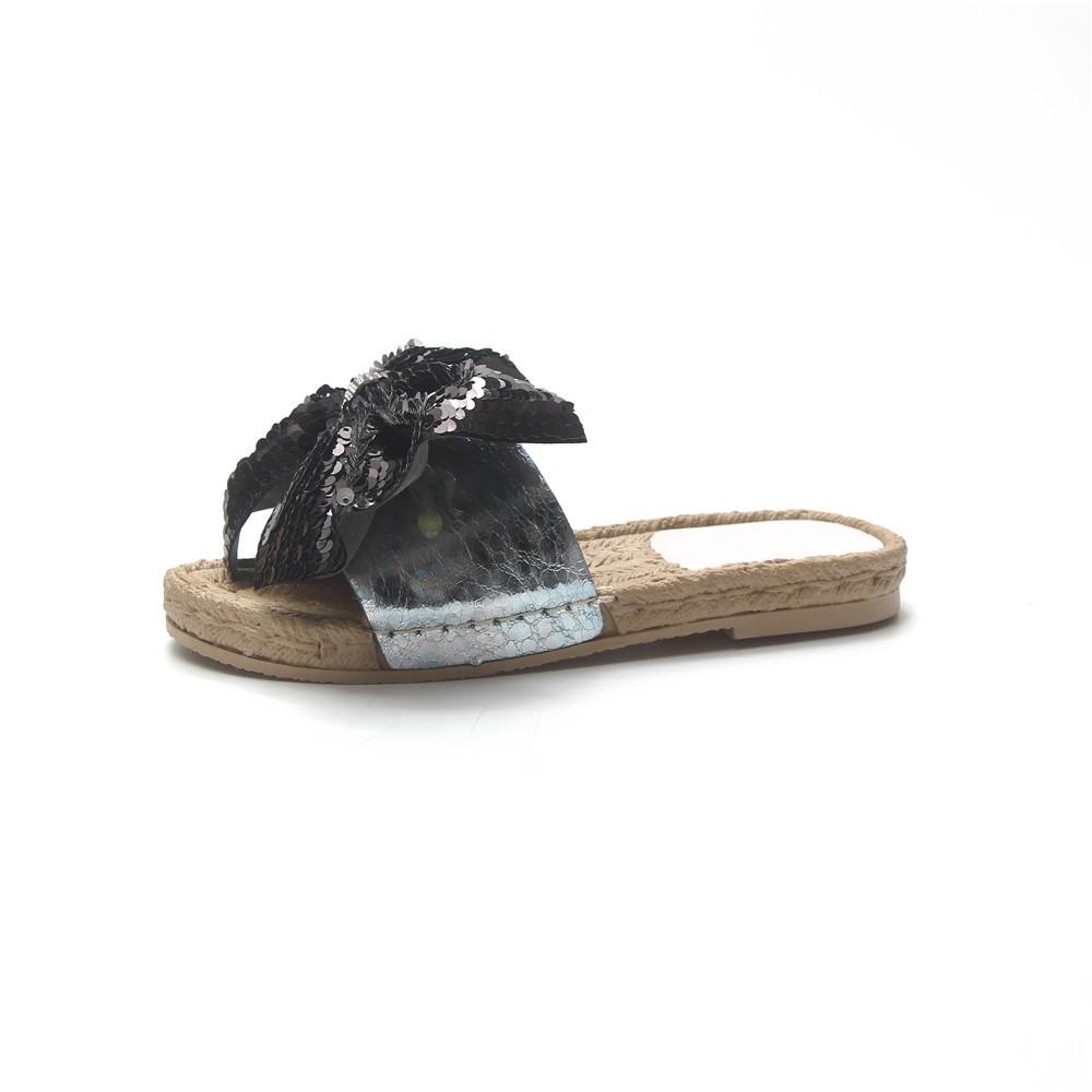 5ebc4ec4b Flats Shoes Slides Slippers New Fashion Big Butterfly Woman Mules Flip Flops   Product No  2179529. Item specifics  Seller SKU JYYC12  Brand