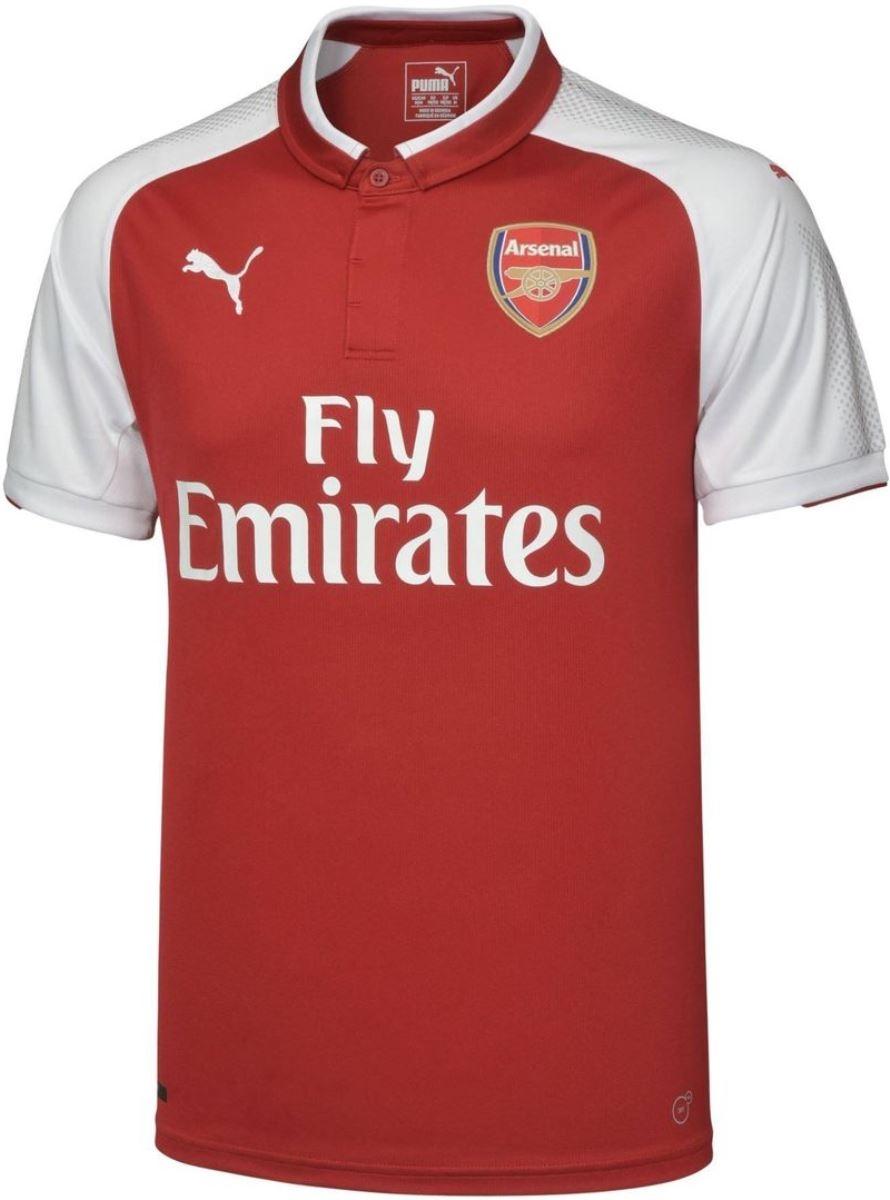 promo code 0a40f 6740f The New Arsenal REPLICA Football Jerseys Shirt 2017/18 Home medium