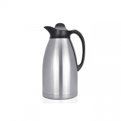 Stainless Steel Thermos Flask - 2 Litres - Silver Silver 1 Piece