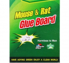 Multipurpose Non-Toxic Mouse Rat Trap Sticky Glue Board Green 1 Pack