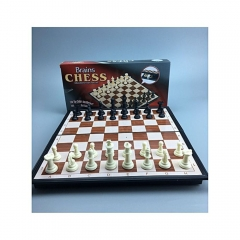 Brains Chess Game Board Learning & Educational Toys Games Multicolour Small