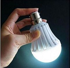 Energy Saving LED Intelligence Emergency Bulb White N/A 9W