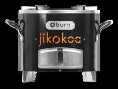 Mordern Charcoal Improved Clean Jiko Jikokoa Stove black JikoOkoa Xtra