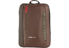 CROWN LAPTOP BACKPACK HYMN SIZE: 15.6 (Brown) (BPH1115BN)
