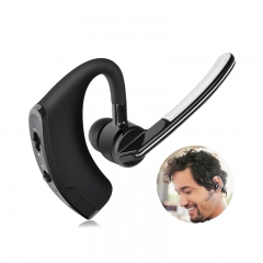 Komach Business Bluetooth Headset Stereo Headphone Handsfree Sport Office Music Headsets Black normal