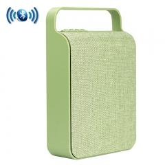 Portable Bluetooth Speaker  Outdoor Bluetooth Woofer Wireless Canvas Wireless Speaker green normal