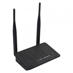 300Mbps Wireless WiFi Router Wifi Repeater Wireless Extender 802.11b/g/n 2.4Ghz  With 2Pcs Antenna