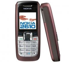 2610 Unlocked Original Nokia 2610 Mobile Phone Cheap Refurbished GSM Cellphone In Stock black