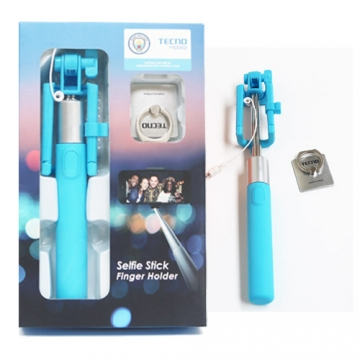 TECNO Spark Gift : a Selfie Stick and a Finger Holder for the first 100 phones. Other One