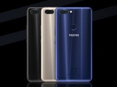 TECNO Phantom 8 with free gifts +Telkom 4G+ Kettle+ Water Bottle+ Self Stick blue