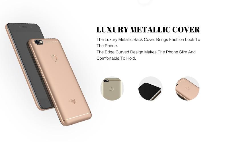 "Itel A32F 10TH,5"",8GB,smart phone rose gold 3"