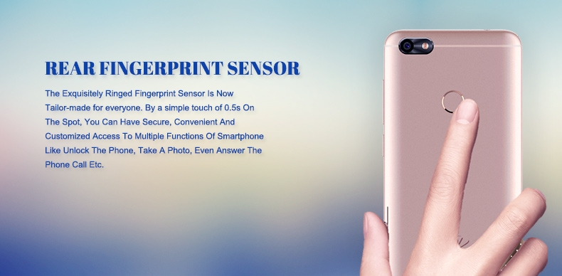 "Itel A32F 10TH,5"",8GB,smart phone rose gold 4"