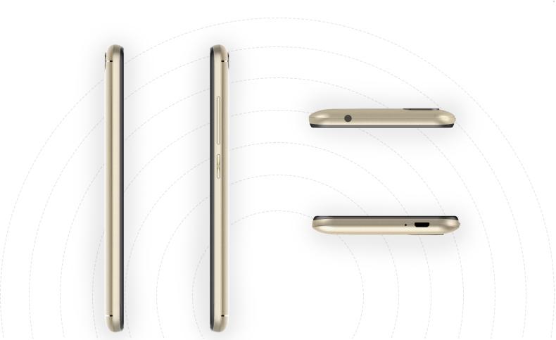 "Itel A32F 10TH,5"",8GB,smart phone rose gold 11"