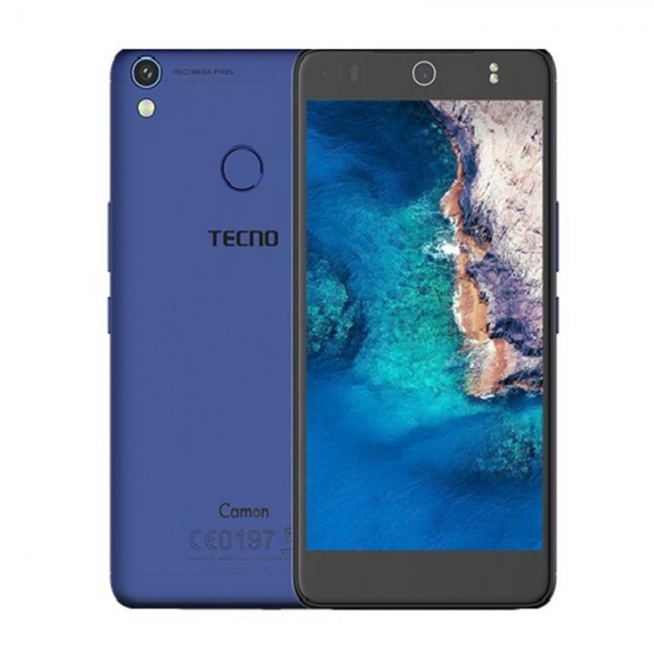 "TECNO Camon CX Air - 5.5"" - 16GB - 2GB RAM - 13MP Camera - 4G/LTE - Dual SIM blue"