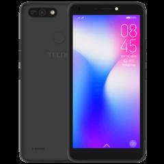 TECNO POP 2 Power-16GB+1GB RAM-5.5 inch-8PM+5PM midnight black
