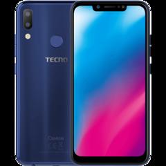 TECNO CAMON 11 - 32 GB + 3GB RAM (Dual SIM) -6.2'' HD+ Super FULLVIEW-13MP+ 2MP-Face ID blue