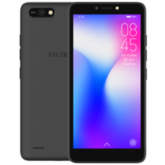 TECNO POP 2-8GB+1GB RAM-5.5 inch FULLVIEW-8MP-Touchscreen midnight black