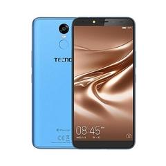 TECNO Pouvoir 2 - 16GB+3GB RAM - 6.0'' HD+ - 8MP+13MP - 4GLTE - 5000mAh- Dual SIM Smartphone blue