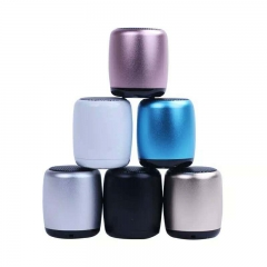 Shevi Wireless Bluetooth Speaker Portable Remote Shutter Handfree Call Smart Wireless Audio Player black same size