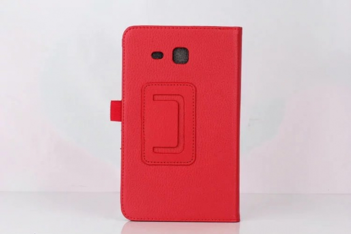 "7"" Tablets Case Cover with Holder for Sangsung Galaxy Tab A 7.0 T280/T280N red 7"