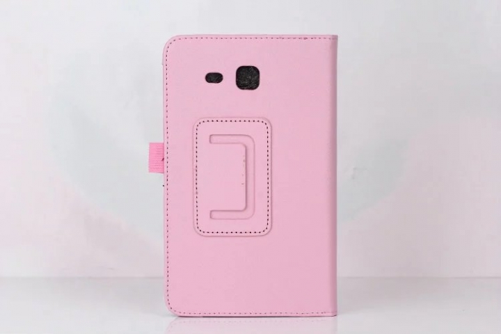 "7"" Tablets Case Cover with Holder for Sangsung Galaxy Tab A 7.0 T280/T280N pink 7"