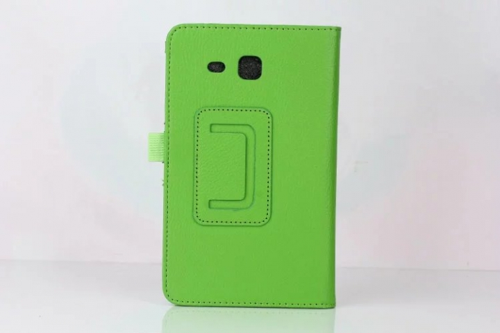 """7"""" Tablets Case Cover with Holder for Sangsung Galaxy Tab A 7.0 T280/T280N green 7"""