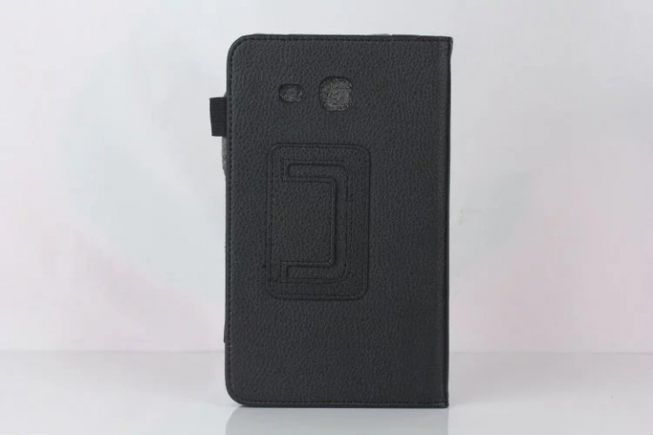 "7"" Tablets Case Cover with Holder for Sangsung Galaxy Tab A 7.0 T280/T280N black 7"