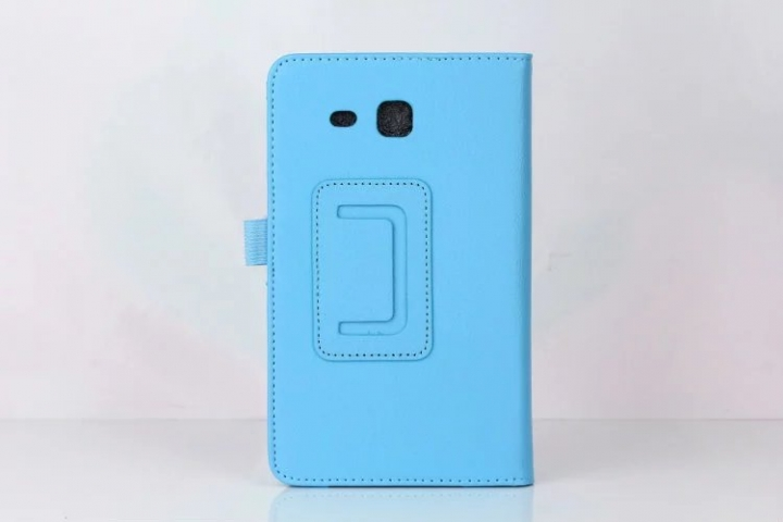 "7"" Tablets Case Cover with Holder for Sangsung Galaxy Tab A 7.0 T280/T280N Sky blue 7"