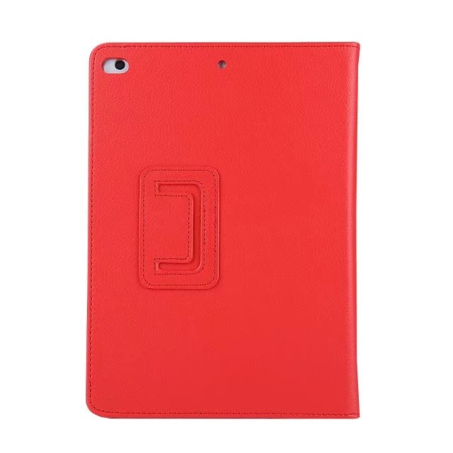 "9.7"" Smart Folding Cover Soft PU Leather Tablets Case for Apple iPad Pro 9.7 red 9.7"