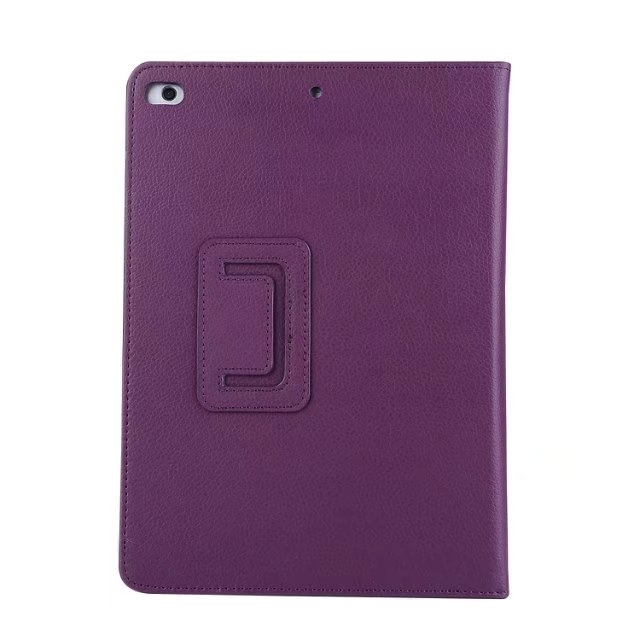 "9.7"" Smart Folding Cover Soft PU Leather Tablets Case for Apple iPad Pro 9.7 purple 9.7"