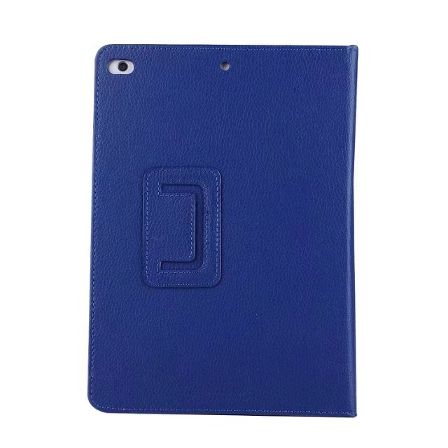 "9.7"" Smart Folding Cover Soft PU Leather Tablets Case for Apple iPad Pro 9.7 blue 9.7"