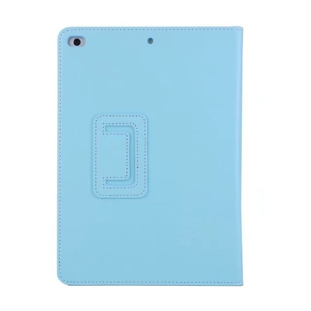 "9.7"" Smart Folding Cover Soft PU Leather Tablets Case for Apple iPad Pro 9.7 sky blue 9.7"