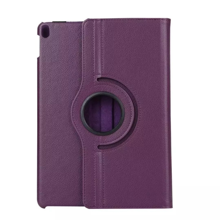 "10.5"" 360 Degree Swivel Tablets Case Foldable Cover Holder for iPad Pro 10.5 purple 10.5"