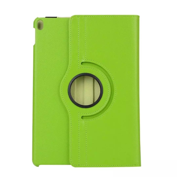 """10.5"""" 360 Degree Swivel Tablets Case Foldable Cover Holder for iPad Pro 10.5 green 10.5"""