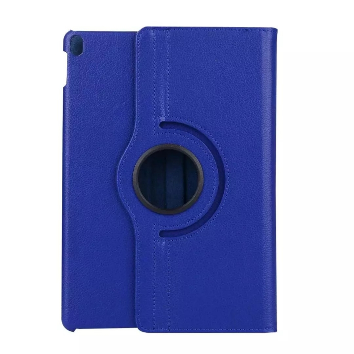 """10.5"""" 360 Degree Swivel Tablets Case Foldable Cover Holder for iPad Pro 10.5 blue 10.5"""