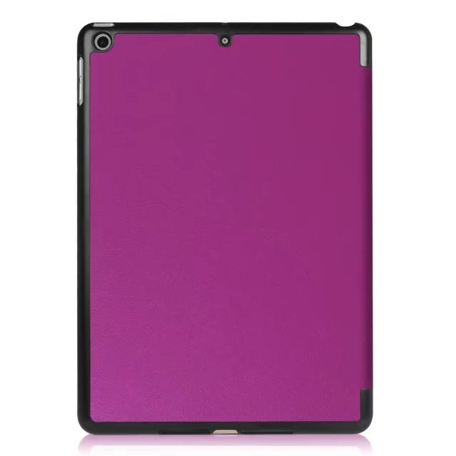 """9.7"""" High Quality Tablets Case Fiber Leather Thin Cover for Apple iPad Pro 9.7 purple 9.7"""
