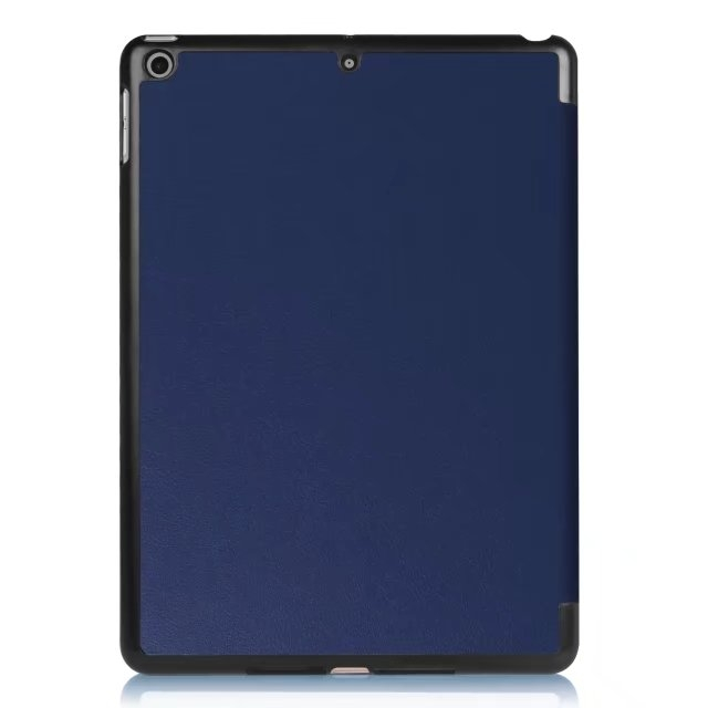 """9.7"""" High Quality Tablets Case Fiber Leather Thin Cover for Apple iPad Pro 9.7 blue 9.7"""
