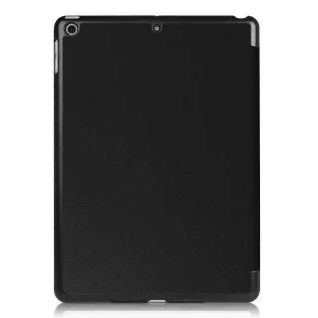 """9.7"""" High Quality Tablets Case Fiber Leather Thin Cover for Apple iPad Pro 9.7 black 9.7"""