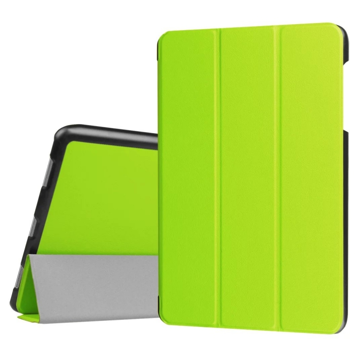"""9.7"""" Hard Case Smart Cover High Quality Fiber Leather Ultra Slim for ASUS Zenpad 3S 10 Z500M green 9.7"""