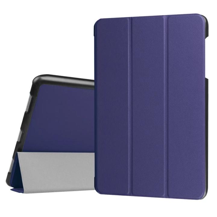 "9.7"" Hard Case Smart Cover High Quality Fiber Leather Ultra Slim for ASUS Zenpad 3S 10 Z500M blue 9.7"