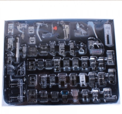 Shevi Universal 52pcs Domestic Sewing Machine Presser Foot Feet Kits Set Tool