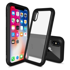 Mobile Case Cover for iPhone X completely water-proof Cases Cover black one size