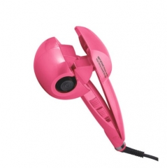 Automatic Hair Styling Curling Curler Iron Roller Tool LCD Machine Ceramic Waver Red 35*13*9cm