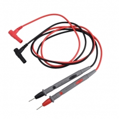 Universal Digital Multimeter Multi Meter Test Lead Probe Wire Pen Cable Hot Red & Black 110CM