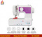 Shevi Home Tool Portable Double Speed Automatic Thread Mini Sewing Machine with Lighting Lamp Purple