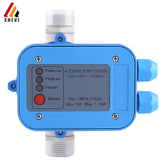 Shevinet Automatic Electronic Switch Control Water Pump Pressure Controller 110 or 220V As photos one size