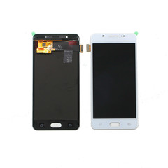 A510F LCD For Samsung Galaxy A5 2016 A510 A510M SM-A510F Touch Screen Digitizer adjust brightness White A510